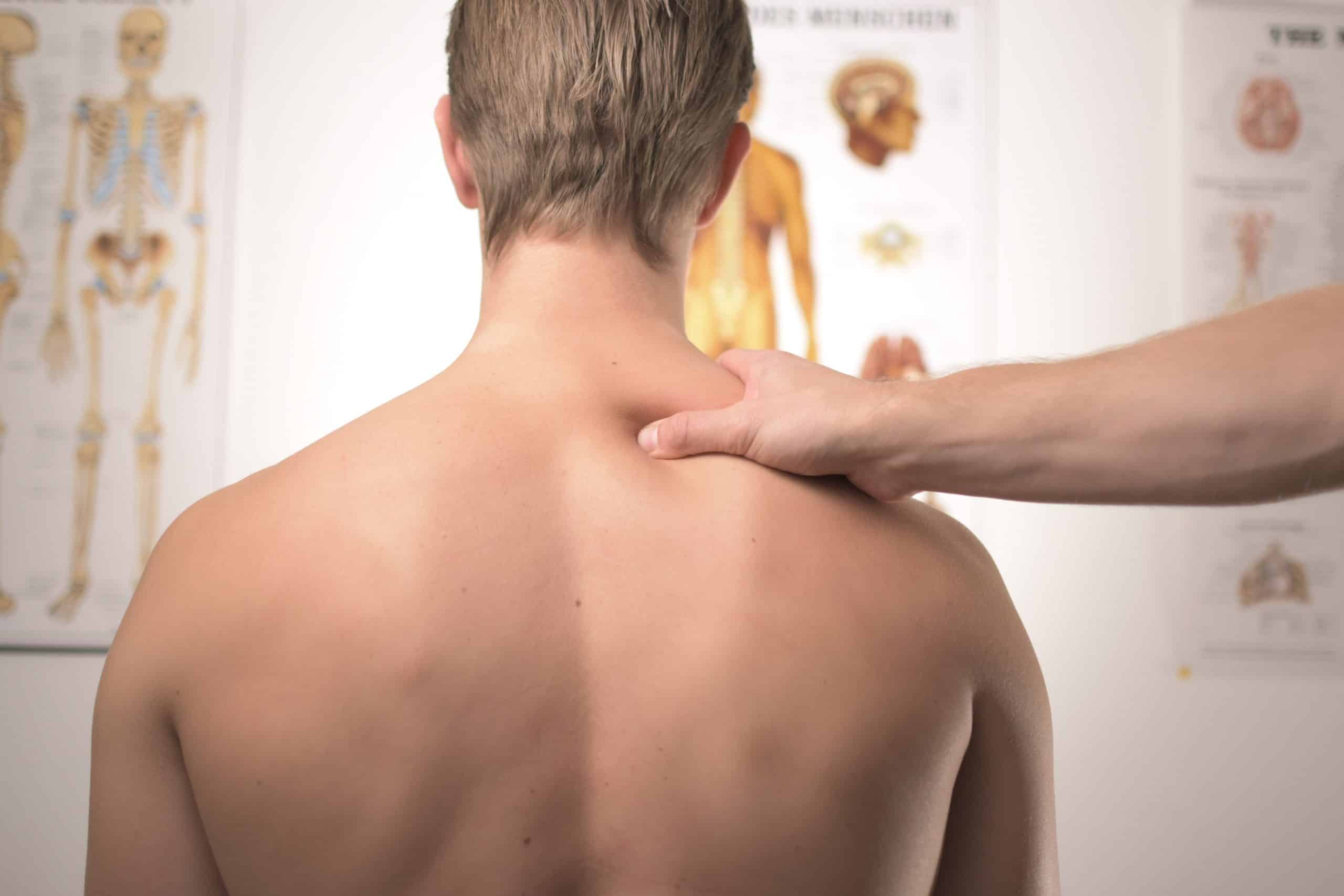 Chiropractic Services Dublin - back pain